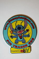 ALIEN STITCH PIN TRADER 626 EBAY AUCTIONS 2003 LE 5000 GIFT DISNEY PIN