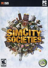 SimCity Societies PC Games Window 10 8 7 XP Computer simulation sim city society