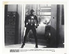 The RETURN OF CAPTAIN AMERICA - THEATER STILL CARD From 1953 Re-release - RARE