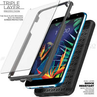 LG K40 K30 K20 /Premier Pro/LG SOLO LTE/Phoenix Plus Case Cover SCREEN PROTECTOR