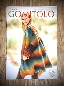 "Filati ""Gomitolo"" Ausgabe No. 2/18"