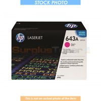 Q5953A HP COLOR LASERJET 4700 PRINT CART MAGENTA