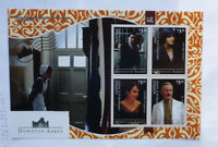 2013 St VINCENT & GRENADINES DOWNTON ABBEY MUSTIQUE STAMP MINI SHEET