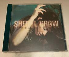 Sheryl Crow Battle Fields Rare Live Silver CD London 1999 HTF