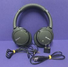 Sony MDR-ZX770BN Wireless Noise Cancelling Headphones - Black