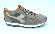 scarpa uomo heritage Diadora camoscio beige shoes firmata equipe cashmere