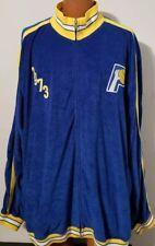 NBA Reebok 1973 Indiana Pacers Hardwood Classics Jacket Warm up SZ 3Xl