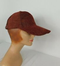 Men's Long Brim Jim Thompson Tweed Hat New With Tags