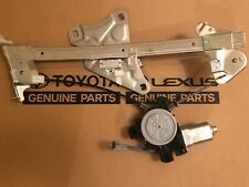 JZA80/MKIV Toyota Supra Genuine OEM RH Window Regulator (No Motor) 69801-14111