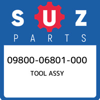 09800-06801-000 Suzuki Tool assy 0980006801000, New Genuine OEM Part
