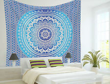 Tapiz Indio Mandala Decorativo Ombre Mandala Decorativo Boho Tapices De Pared