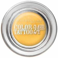 Maybelline Eyestudio Color Tattoo 24 Hour Eyeshadow Eternal Gold 05
