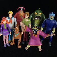 Scooby-Doo & Monsters Action Figures Toy Bundle Job Lot