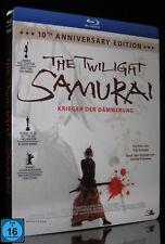 BLU-RAY THE TWILIGHT SAMURAI - KRIEGER DER DÄMMERUNG - ANNIVERSARY EDITION * NEU