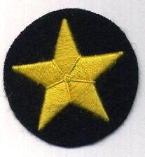 Kriegsmarine Laufbahnabzeichen Bootsmann Five Point Star Boatswain's EM's career