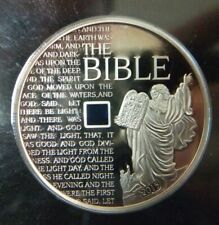 Burkina Faso 1,000 Francs, 1 oz. Silver Proof Coin, 2016,The Bible 2015