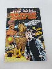 Star Wars Dark Horse Comics Classic HAN SOLO AT STARS' END Book