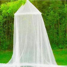 Spitze Fliegennetz Moskitonetz Mückennetz Baldachin Betthimmel Überdachung WeiCB