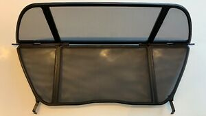 BMW 3 Series E30 Convertible Wind Deflector Windschott 1982-1994 & Bag