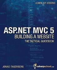 Asp.net Mvc 5 - Building a Website With Visual Studio 2015 and C Sharp : The ...