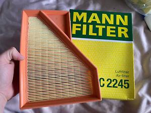 MANN C2245 Air Filter, MINI (BMW GROUP)