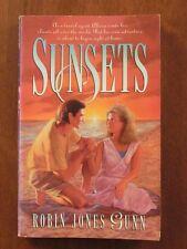 SUNSETS (GLENBROOKE #4) by ROBIN JONES GUNN PALISADES CHRISTIAN ROMANCE S/C