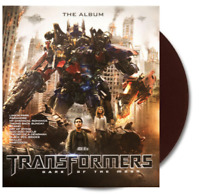 Transformers Dark Of The Moon OST LP Coloured Vinyl RSD 2019 New Sealed