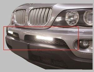 MIT for BMW all series fog bumper lights LED DRL Daytime running light E-mark