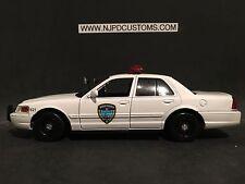 Ocean County Corrections NJ 1:24 Scale Replica Ford Crown Victoria