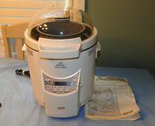 Welbilt ABM-100-4 Bread Machine w Manual