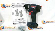 "New Bosch 25618 18V Li-Ion Cordless 1/4"" Hex Impact Driver - Bare Tool"