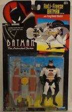 Batman The Animated Series Anti-Freeze Batman With Firing Shield Blaster Kenner