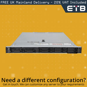 """Dell PowerEdge R440 1x8 2.5"""" Hard Drives - Build Your Own Server"""