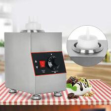650ml Electric Countertop Nacho Cheese Sauce Warmer Pump Dispenser 110 V 160w Us