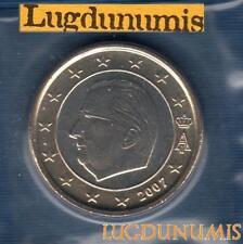 Belgique 2007 1 euro FDC BU provenant coffret BU 38475 exemplaires - Belgium