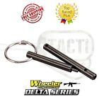 NEW Wheeler Delta AR Pivot & Roll Pin Punch Spring & Detent Install Tool 156243
