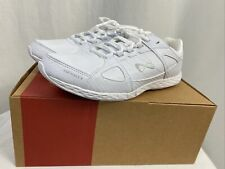 Nfinity Rival Cheerleading Shoes White Women's Size 13 NEW