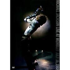 DVD Neuf - Michael Jackson : Live at Wembley July 16 1988