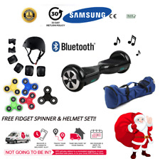 """6.5"""" Smart Elettrico Scooter Self Balancing SCOOTER Balance Board LED BLUETOOTH"""