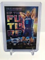 Miles Bridges 2018-19 NBA Hoops Faces of the Future HOLO Rookie RC Hornets