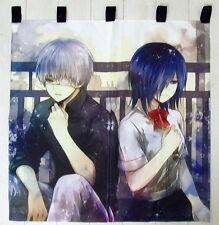 tokyo ghoul Anime Manga japanische Gardine Tür-Vorhang 90x90cm Neu