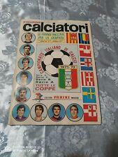 Album CALCIATORI 71 72 PANINI 1971 1972 ALBUM NON COMPLETO OTTIME CONDIZIONI!!!