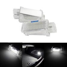 Pour VW Skoda Porsche LED Feux de éclairage Pied Porte Courtoisie Boîte à Gants