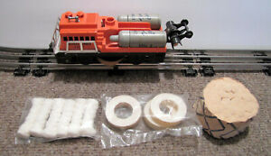 Lionel 3927 Track Cleaning Car w/ Extras