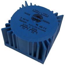Talema 70060K Trafo 25VA 2x115V 2x7V 2x1785mA Ringkern-Transformator 856816