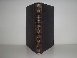 Mademoiselle Poucet roman parisien par Noriac belle reliure 1865