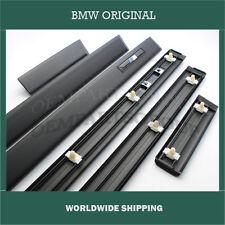 Original BMW M3 E36 3 Series Sedan M Door Molding Trim Strips SET 82119403144
