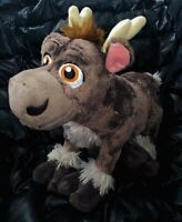 "12"" Disney plush Sven Frozen"