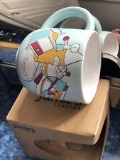 Jamie oliver jamie's italian mug Beaker New Boxed Blue Design Genuine New