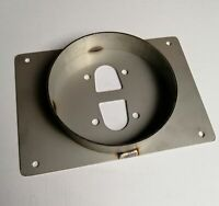 Turret mounting plate / bracket Ebespacher,Webasto,Chinese Heater 316 Stainless